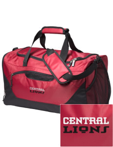 Central Elementary School Lions Embroidered Holloway Chill Medium Duffel Bag