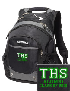 Turner High School Tornadoes Embroidered OGIO Fugitive Backpack