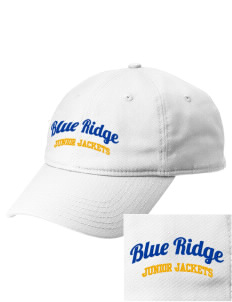 Blue Ridge Middle School Junior Jackets  Embroidered New Era Adjustable Unstructured Cap