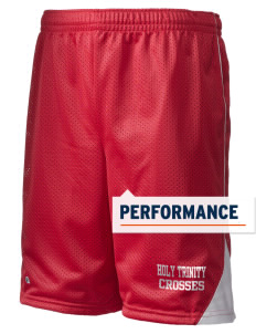 "Holy Trinity School Crosses Holloway Men's Possession Performance Shorts, 9"" Inseam"