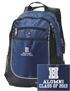 Holder Elementary School Hawks Embroidered OGIO Carbon Backpack