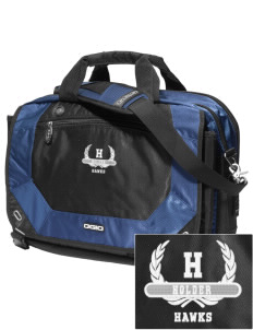 Holder Elementary School Hawks Embroidered OGIO Corporate City Corp Messenger Bag