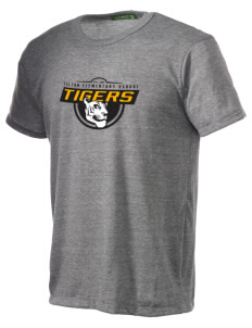 Tilton Elementary School Tigers Alternative Men's Eco Heather T-shirt