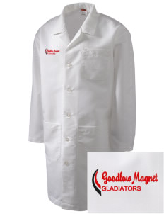 Goodlow Elementary Magnet School Gladiators Full-Length Lab Coat