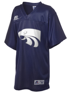 Ironwood Ridge High School Nighthawks Russell Kid's Replica Football Jersey