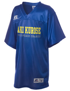 Aki Kurose Peace Cranes Russell Kid's Replica Football Jersey