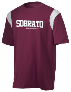 Sobrato Bulldogs Holloway Men's Rush T-Shirt