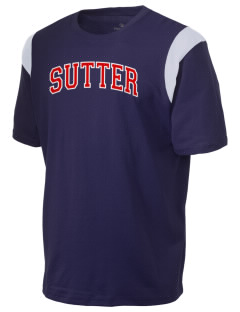 Sutter Middle School Cougars Holloway Men's Rush T-Shirt
