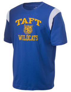 Taft Union High School Wildcats Holloway Men's Rush T-Shirt