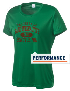 Ratio Interactive Seattle, WA Women's Competitor Performance T-Shirt