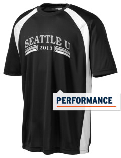 Seattle U High School Seattle U Men's Dry Zone Colorblock T-Shirt