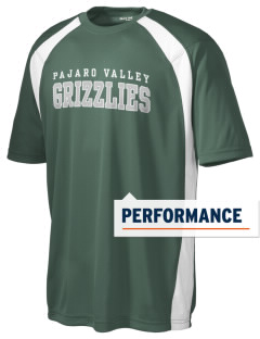 Pajaro Valley High School Grizzlies Men's Dry Zone Colorblock T-Shirt