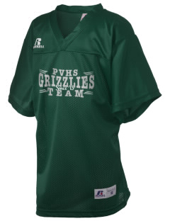 Pajaro Valley High School Grizzlies Russell Kid's Replica Football Jersey