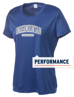 Undermountain Elementary Women's Competitor Performance T-Shirt