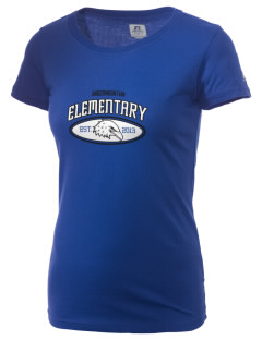 Undermountain Elementary  Russell Women's Campus T-Shirt