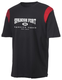 Spanish Fort High School Toros Holloway Men's Rush T-Shirt