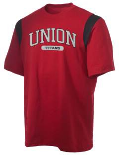 Union High School Titans Holloway Men's Rush T-Shirt