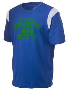 Sonoma Mountain Elementary Mountain Lions Holloway Men's Rush T-Shirt