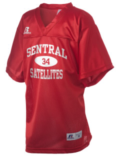 Sentral High School Satellites Russell Kid's Replica Football Jersey