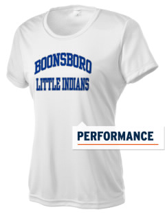 Boonsboro Elementary School Little Indians Women's Competitor Performance T-Shirt