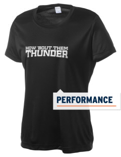 Twin River Valley High School Thunder Women's Competitor Performance T-Shirt