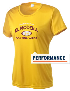 El Modena High School Vanguards Women's Competitor Performance T-Shirt
