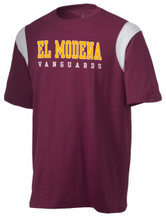 El Modena High School Vanguards Holloway Men's Rush T-Shirt