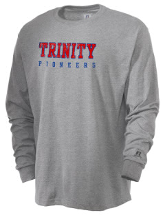 Trinity High School Pioneers  Russell Men's Long Sleeve T-Shirt