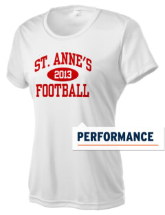 Saint Anne's School Spartans Women's Competitor Performance T-Shirt
