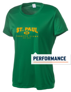 Saint Paul School Lions Women's Competitor Performance T-Shirt