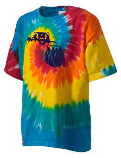 Yosemite High School Badgers Kid's Tie-Dye T-Shirt