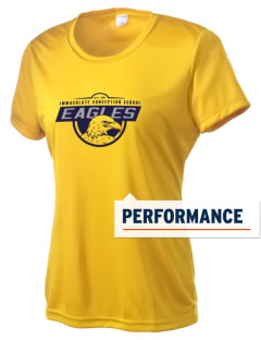 Immaculate Conception School Eagles Women's Competitor Performance T-Shirt