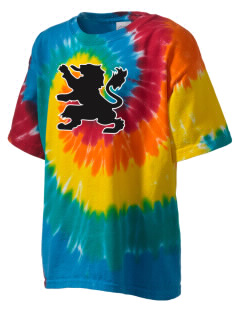 Saint Viator High School Lions Kid's Tie-Dye T-Shirt