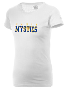 Maria High School Mystics  Russell Women's Campus T-Shirt