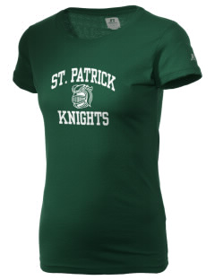 Saint Patrick School Knights  Russell Women's Campus T-Shirt