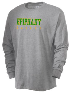 School Of The Epiphany Eagles  Russell Men's Long Sleeve T-Shirt