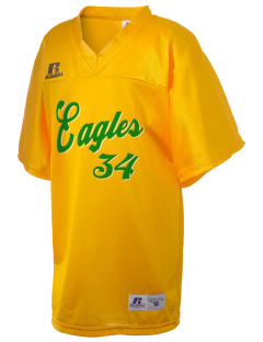 School Of The Epiphany Eagles Russell Kid's Replica Football Jersey
