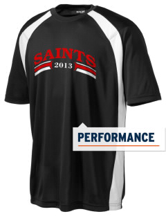 Saint Stanislaus School Saints Men's Dry Zone Colorblock T-Shirt