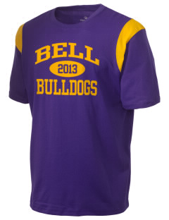Bell Elementary School Bulldogs Holloway Men's Rush T-Shirt