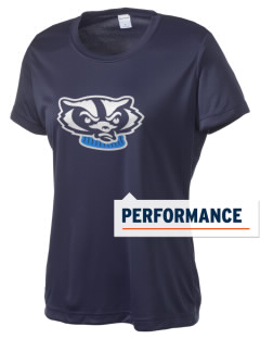 Meadowdale High School Mavericks Women's Competitor Performance T-Shirt