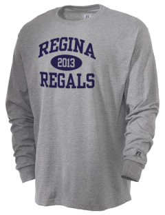 Regina High School Regals  Russell Men's Long Sleeve T-Shirt