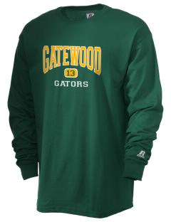 Gatewood Elementary School Gators  Russell Men's Long Sleeve T-Shirt