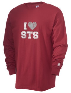 Saint Therese School All Stars  Russell Men's Long Sleeve T-Shirt