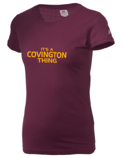 Covington Junior High School Covington Colts  Russell Women's Campus T-Shirt