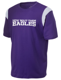 Elkhart Christian Academy Eagles Holloway Men's Rush T-Shirt