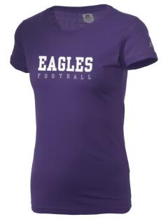 Elkhart Christian Academy Eagles  Russell Women's Campus T-Shirt