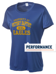 Victory Baptist Academy Eagles Women's Competitor Performance T-Shirt