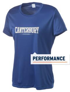 Canterbury School Cougars Women's Competitor Performance T-Shirt