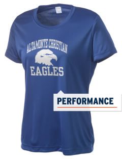 Altamonte Christian School Eagles Women's Competitor Performance T-Shirt