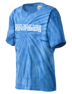 Pleasant Valley Christian Academy Kingfishers Kid's Tie-Dye T-Shirt